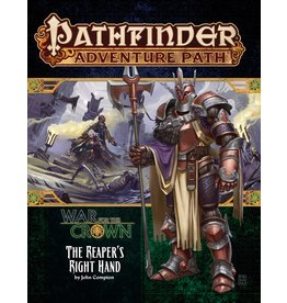 Pathfinder Adventure Path #131: War for the Crown - The Reaper's Right Hand