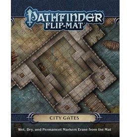 Pathfinder Flip-Mat: City Gates