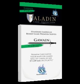 Paladin Board Game Sleeves: Gawain (Standard American)