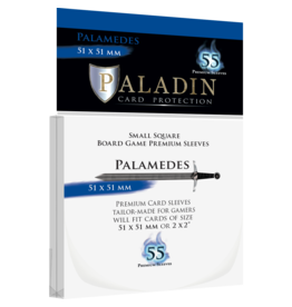 Paladin Board Game Sleeves: Palamedes (Small Square)