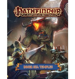 Pathfinder Campaign Setting: Inner Sea Temples