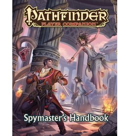 Pathfinder Player Companion: Spymaster's Handbook