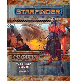 Starfinder Adventure Path #4: Dead Suns - The Ruined Clouds