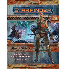 Starfinder Adventure Path #1: Dead Suns - Incident at Absalom Station