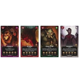 Roll Player: Lenticular Monster Cards