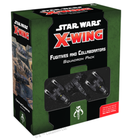 X-Wing 2.0: Fugitives and Collaborators Squadron Pack
