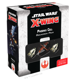 X-Wing 2.0: Phoenix Cell Squadron Pack