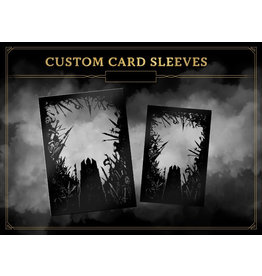Return to Dark Tower: Card Sleeves  (Pre-Order)