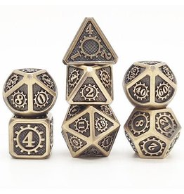 Gears of Providence RPG Dice Set -