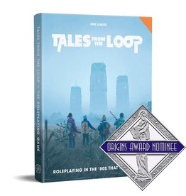 Tales from the Loop: Core Rules