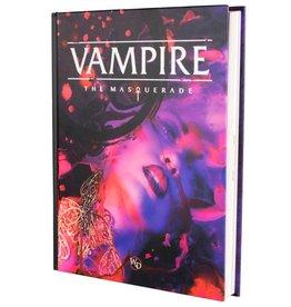 Vampire: The Masquerade (5th Edition) - Core Book