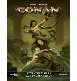 Conan: Core Book - Adventures in an Age Undreamed Of
