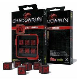 Shadowrun RPG: Street Samurai Dice
