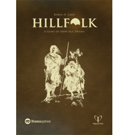 Hillfolk: A Game of Iron Age Drama