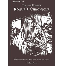 D&D: The 5th Edition Rogue's Chronicle