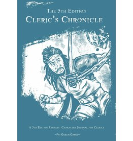 D&D: The 5th Edition Cleric's Chronicle