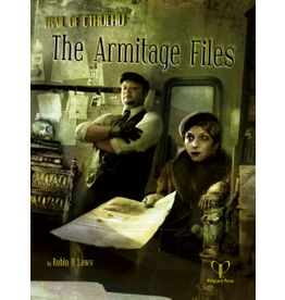 Trail of Cthulhu - Armitage Files
