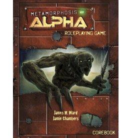 Metamorphosis Alpha: Roleplaying Game