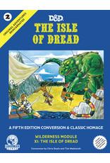 Goodman Games D&D: Original Adventures Reincarnated - The Isle of Dread