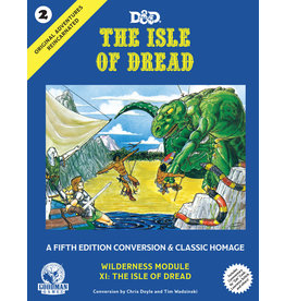 D&D: Original Adventures Reincarnated - The Isle of Dread