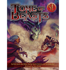 D&D: Tome of Beasts