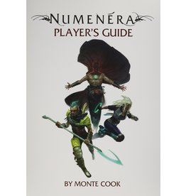 Numenera RPG: Player's Guide