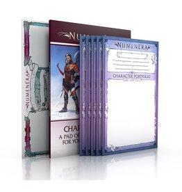 Numenera RPG: Character Sheets