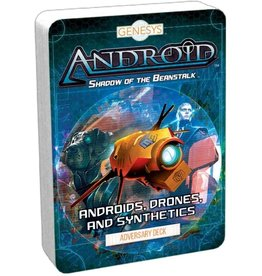 Genesys: Androids, Drones, and Synthetics Adversary Deck