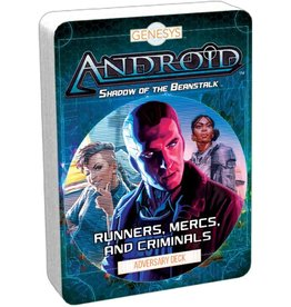 Genesys: Runners, Mercs, and Criminals Adversary Deck