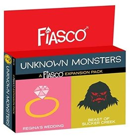 Fiasco: Unknown Monsters
