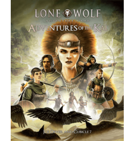 Lone Wolf Adventure Game: Adventures of the Kai