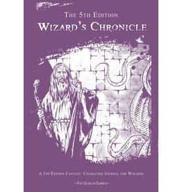 D&D: The 5th Edition Wizard's Chronicle
