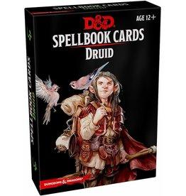 D&D: Spellbook Cards - Druid Deck