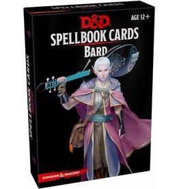 D&D: Spellbook Cards - Bard Deck