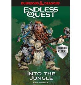 D&D: Endless Quest - Into the Jungle