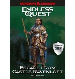 D&D: Endless Quest - Escape from Castle Ravenloft