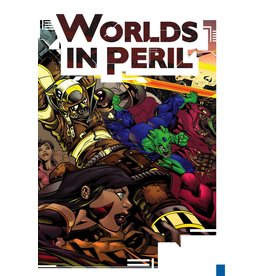 Worlds In Peril: Superhero Roleplaying
