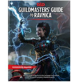 D&D: Guildmasters' Guide to Ravnica