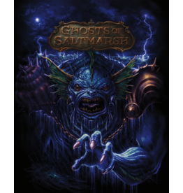 D&D: Ghosts of Saltmarsh (Hobby Cover)