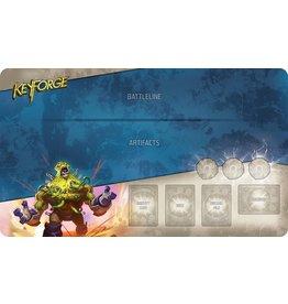 Keyforge: Assistive Game Mats -