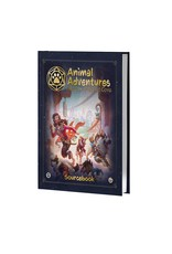 Steamforged Games Animal Adventures RPG: Secret of Gullet Cove Source Book
