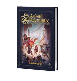 Animal Adventures RPG: Secret of Gullet Cove Source Book