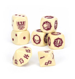Blood Bowl: Dice Set - Imperial Nobility