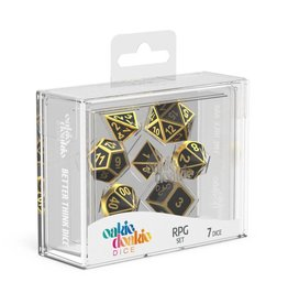 Metal RPG Dice Set -