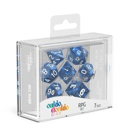 Marble RPG Dice Set -