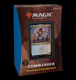 Commander 2021 -  Prismari Performance (Open Dueling)