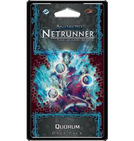 Android Netrunner LCG: Quorum Data Pack