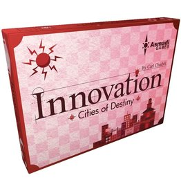 Innovation (Third Edition): Cities of Destiny