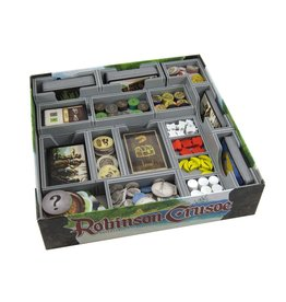 Box Insert: Robinson Crusoe 2E & Expansion