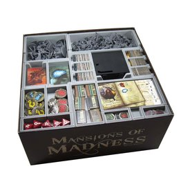 Box Insert: Mansions of Madness 2E & Expansion